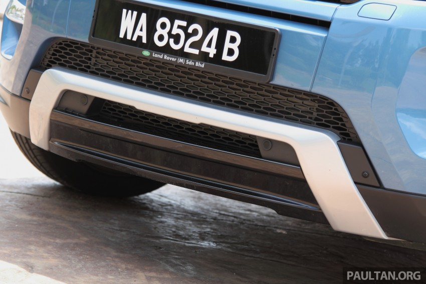 Range Rover Evoque facelift teased with new LEDs Image #311946