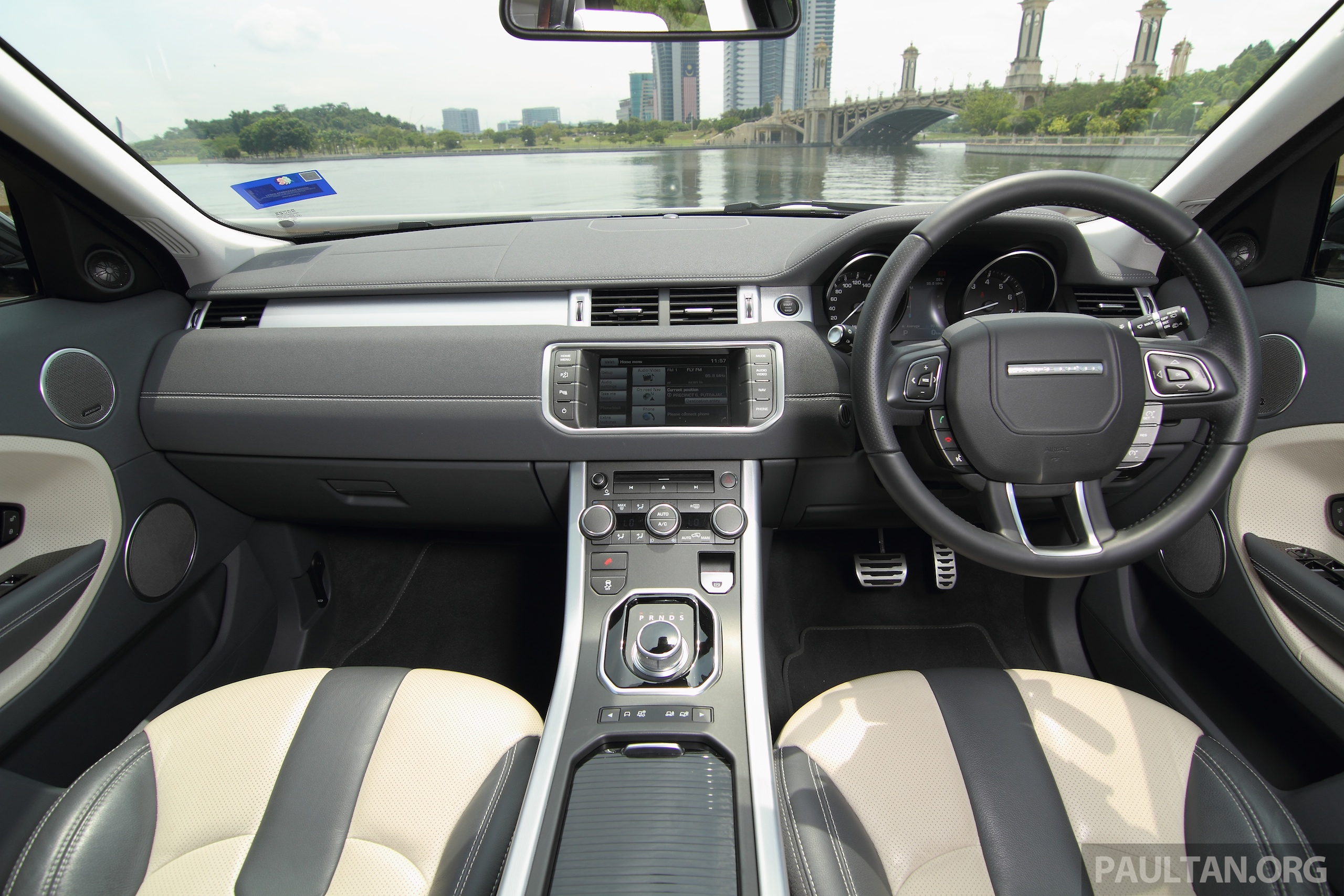 2018 Range Rover Evoque >> Range Rover Evoque facelift teased with new LEDs Paul Tan - Image 311986