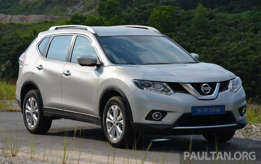 DRIVEN: Nissan X-Trail T32 – will it be third-gen lucky? Image #313800