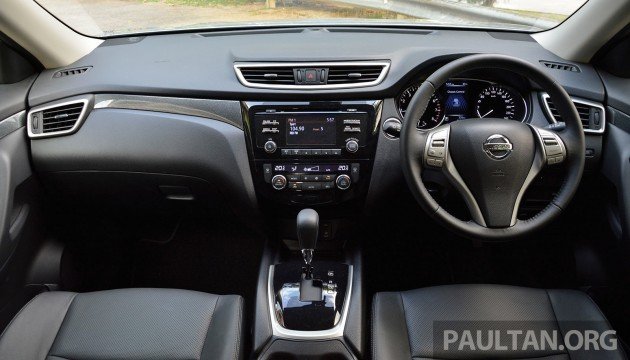 2015 Nissan X-Trail Review 10