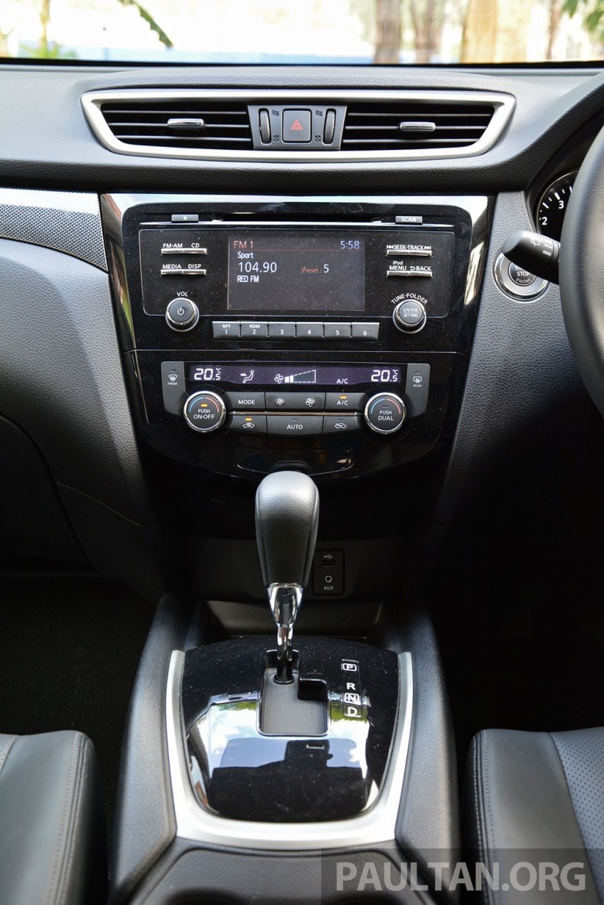 DRIVEN: Nissan X-Trail T32 – will it be third-gen lucky? Image #313810