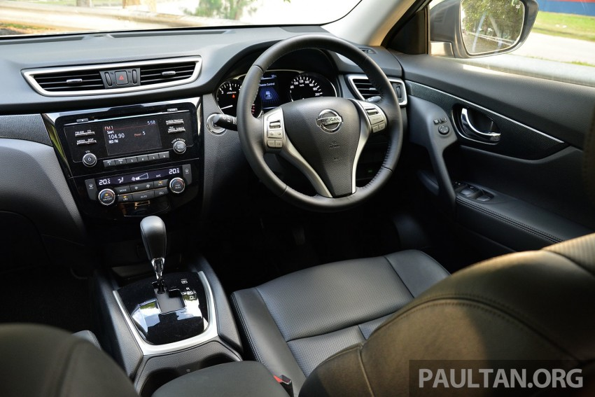 DRIVEN: Nissan X-Trail T32 – will it be third-gen lucky? Image #313812