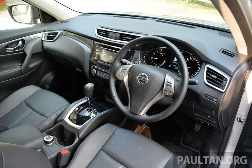 DRIVEN: Nissan X-Trail T32 – will it be third-gen lucky? Image #313813