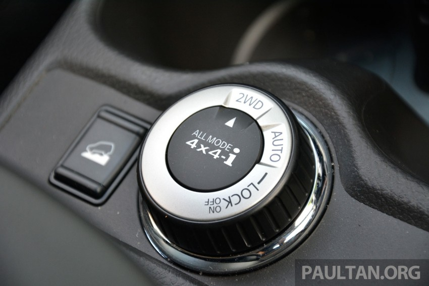 DRIVEN: Nissan X-Trail T32 – will it be third-gen lucky? Image #313814