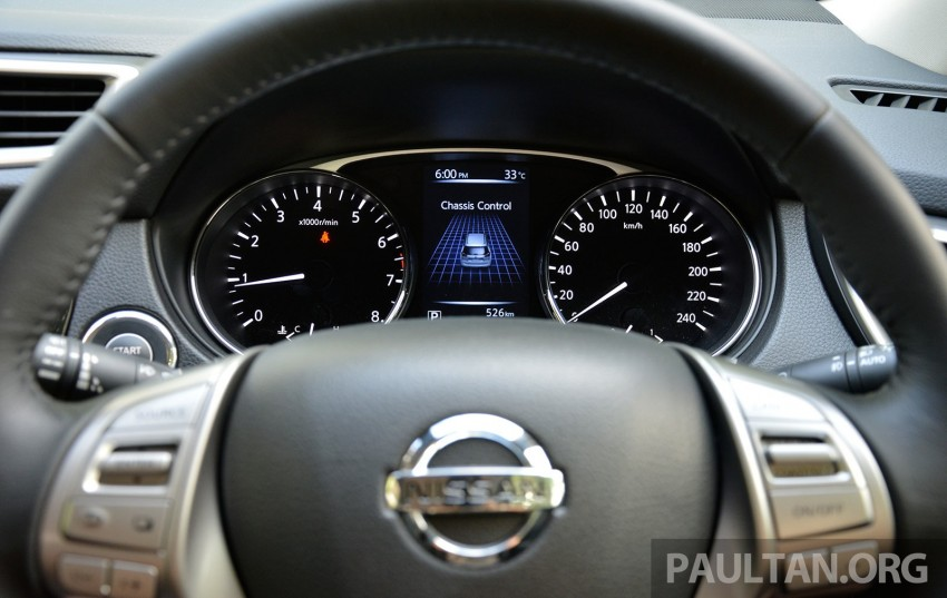 DRIVEN: Nissan X-Trail T32 – will it be third-gen lucky? Image #313821