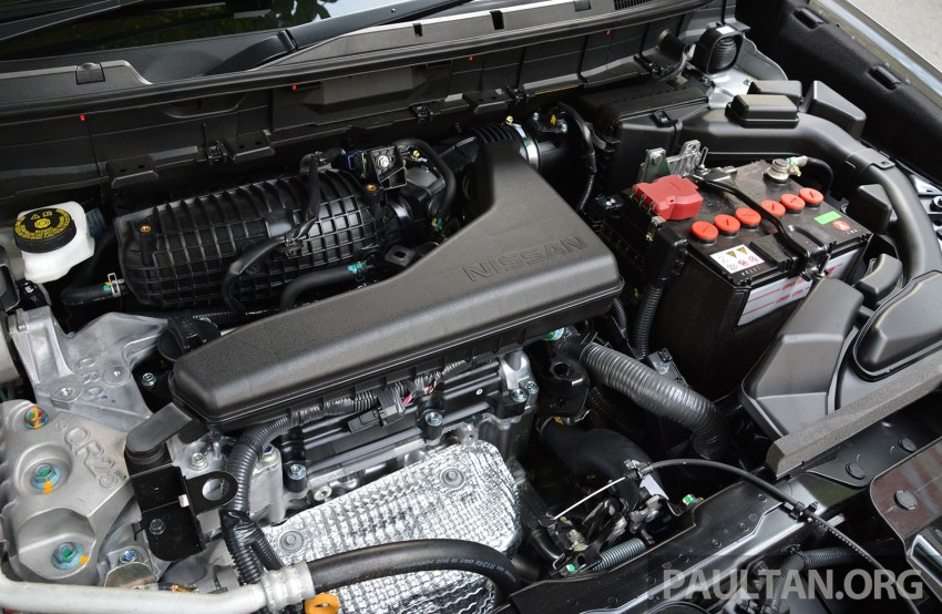 DRIVEN: Nissan X-Trail T32 – will it be third-gen lucky? Image #313832
