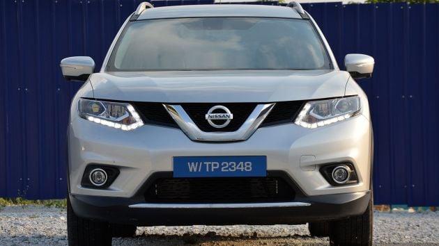 DRIVEN: Nissan X-Trail T32 - will it be third-gen lucky?
