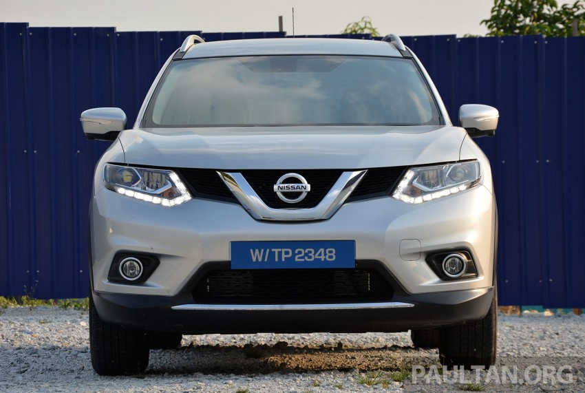 DRIVEN: Nissan X-Trail T32 – will it be third-gen lucky? Image #313835