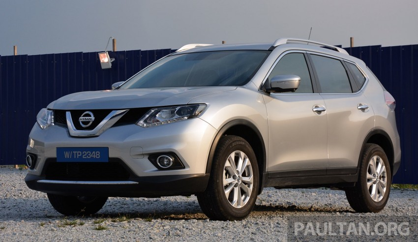 DRIVEN: Nissan X-Trail T32 – will it be third-gen lucky? Image #313836