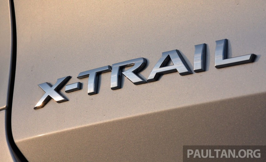 DRIVEN: Nissan X-Trail T32 – will it be third-gen lucky? Image #313837