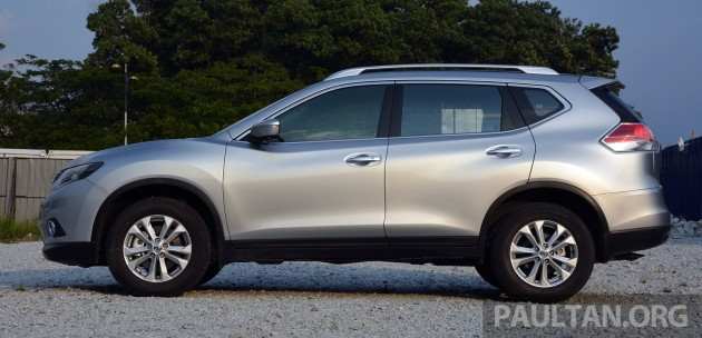 2015 Nissan X-Trail Review 38