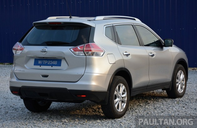 2015 Nissan X-Trail Review 39