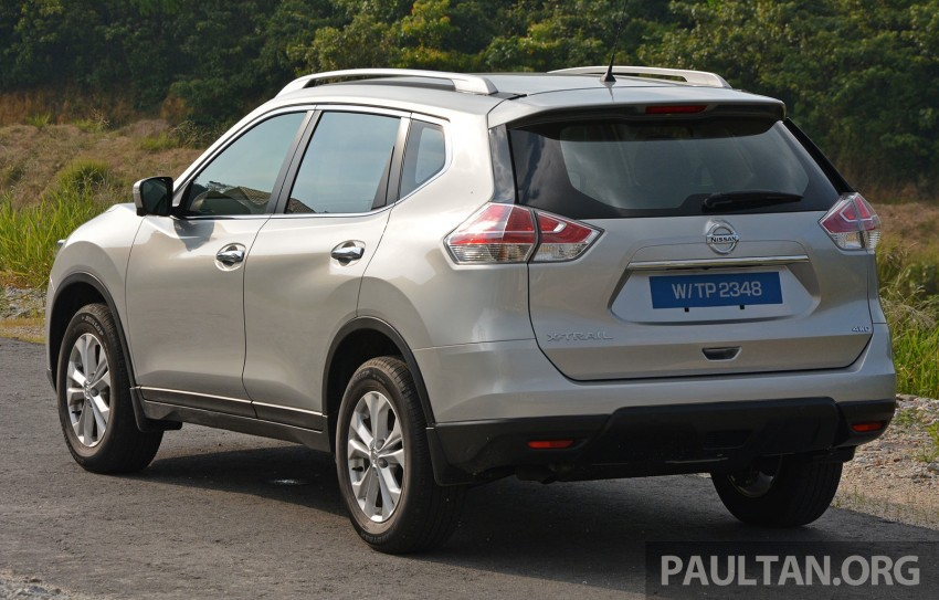 DRIVEN: Nissan X-Trail T32 – will it be third-gen lucky? Image #313803
