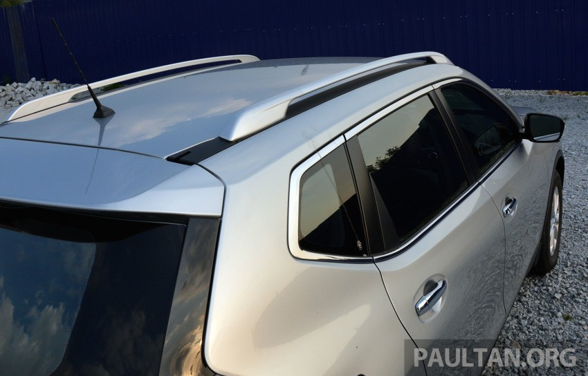 DRIVEN: Nissan X-Trail T32 – will it be third-gen lucky? Image #313846
