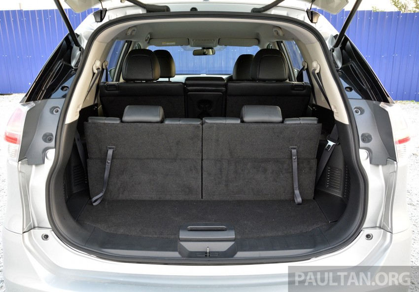DRIVEN: Nissan X-Trail T32 – will it be third-gen lucky? Image #313847