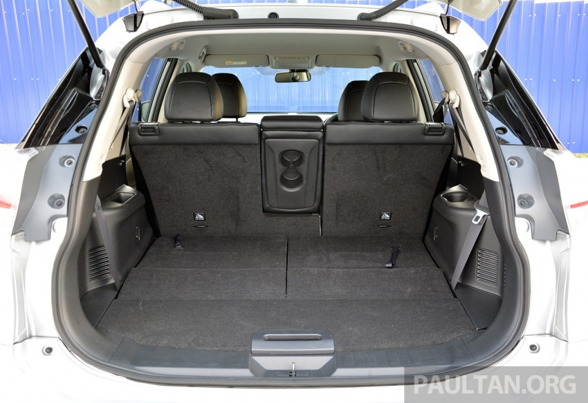 DRIVEN: Nissan X-Trail T32 – will it be third-gen lucky? Image #313849