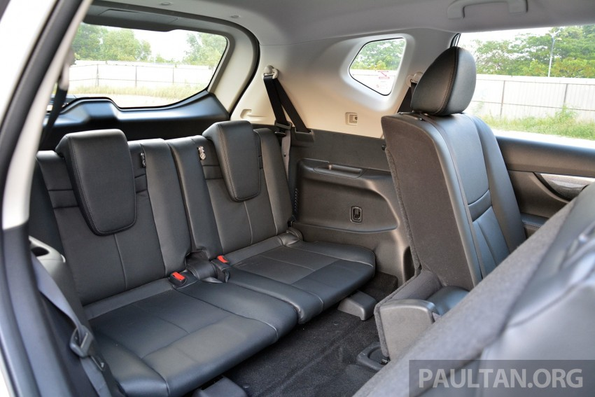 DRIVEN: Nissan X-Trail T32 – will it be third-gen lucky? Image #313850