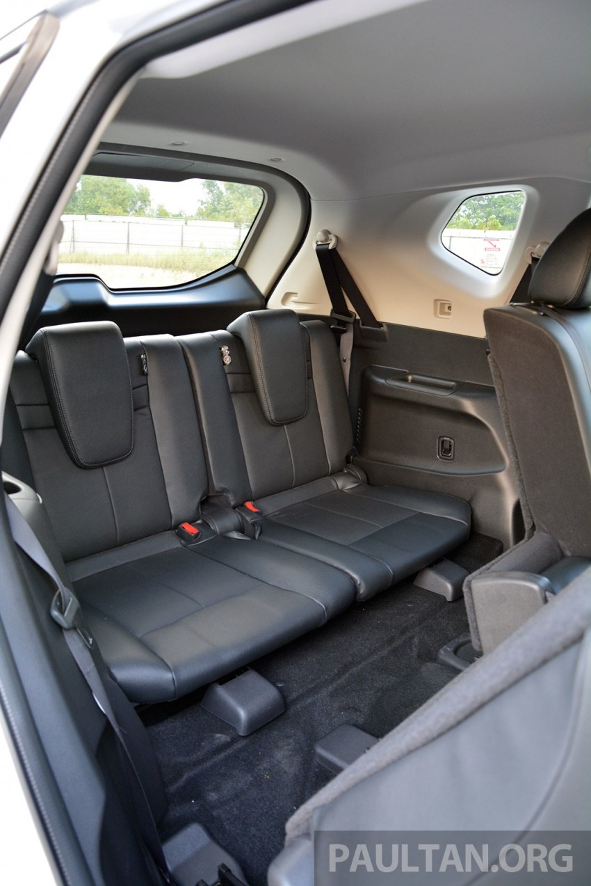 DRIVEN: Nissan X-Trail T32 – will it be third-gen lucky? Image #313853