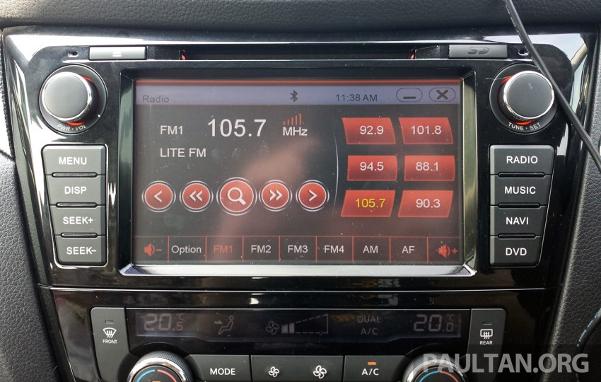 DRIVEN: Nissan X-Trail T32 – will it be third-gen lucky? Image #313862