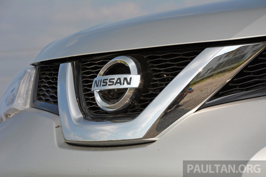 DRIVEN: Nissan X-Trail T32 – will it be third-gen lucky? Image #313805
