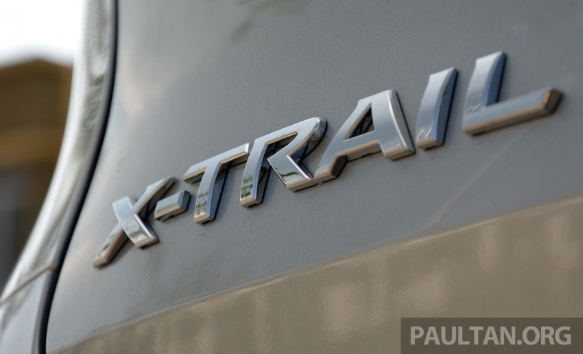 DRIVEN: Nissan X-Trail T32 – will it be third-gen lucky? Image #313808