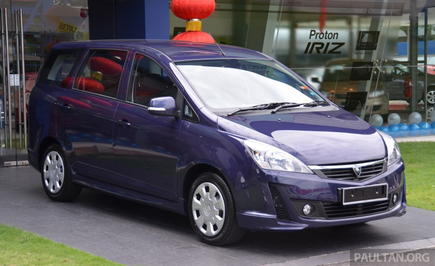 2015 Proton Exora facelift launched – RM67k-82k, new range-topping Super Premium variant introduced Image #309661