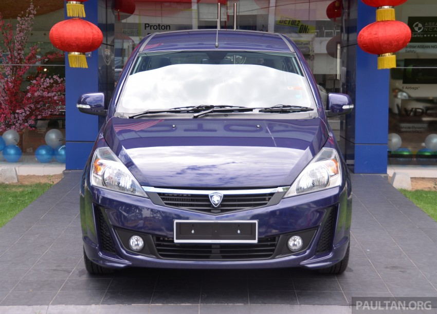 2015 Proton Exora facelift launched – RM67k-82k, new range-topping Super Premium variant introduced Image #309670
