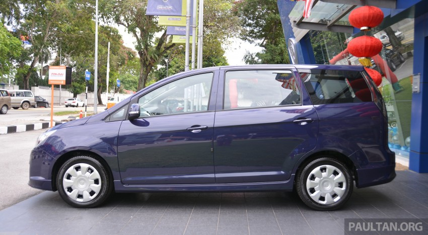 2015 Proton Exora facelift launched – RM67k-82k, new range-topping Super Premium variant introduced Image #309673