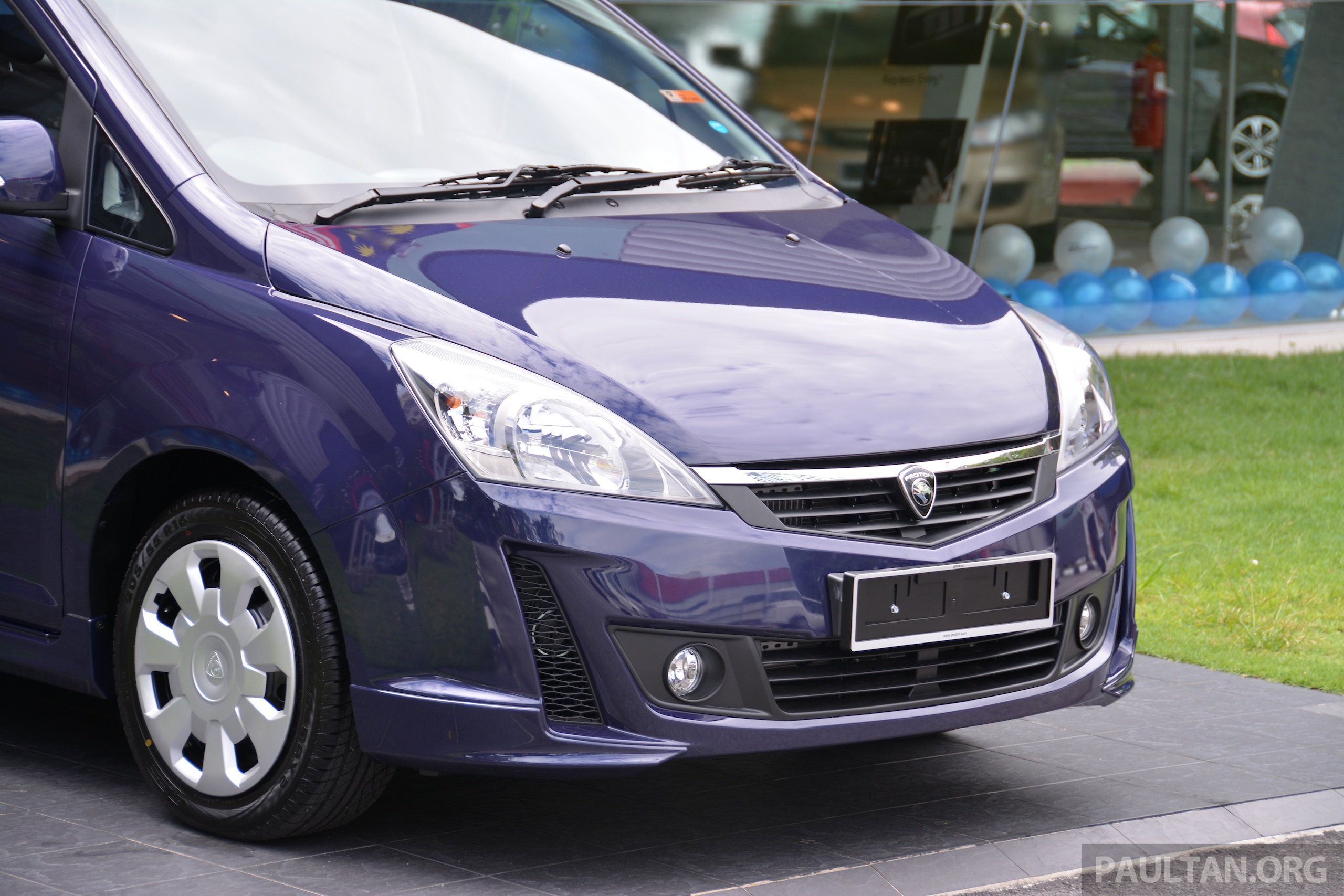 New Exora 2018 >> 2015 Proton Exora facelift launched – RM67k-82k, new range-topping Super Premium variant ...