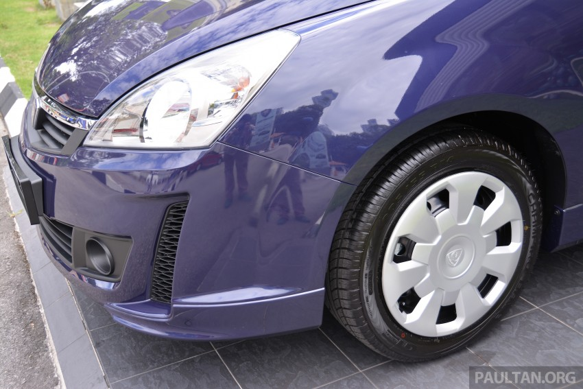 2015 Proton Exora facelift launched – RM67k-82k, new range-topping Super Premium variant introduced Image #309677