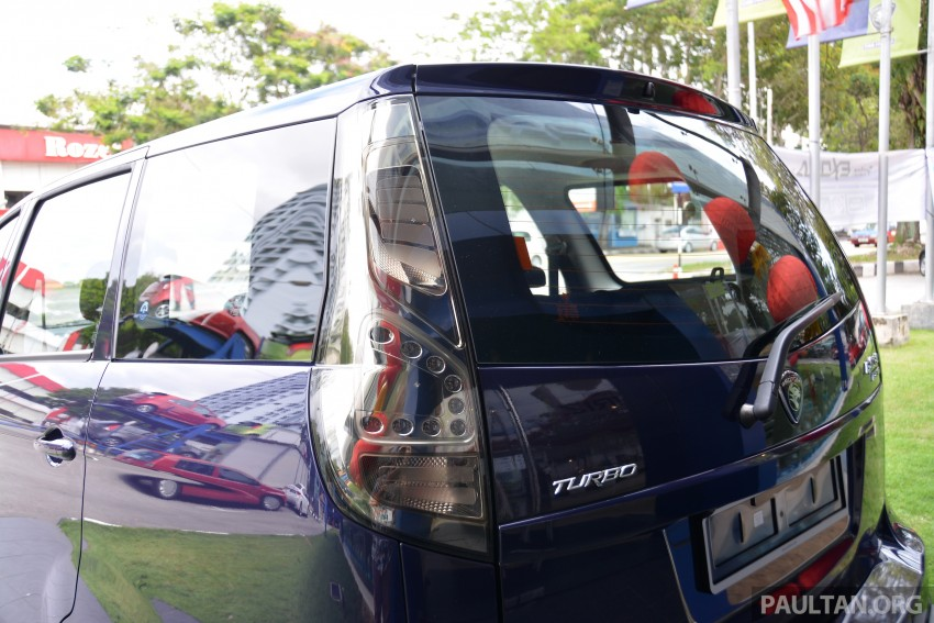 2015 Proton Exora facelift launched – RM67k-82k, new range-topping Super Premium variant introduced Image #309681