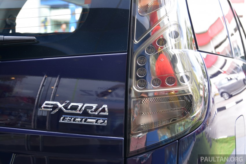 2015 Proton Exora facelift launched – RM67k-82k, new range-topping Super Premium variant introduced Image #309683