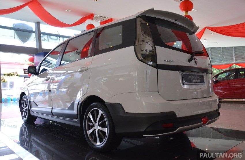 2015 Proton Exora facelift launched – RM67k-82k, new range-topping Super Premium variant introduced Image #309697