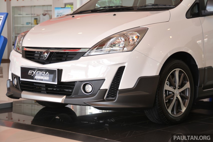 2015 Proton Exora facelift launched – RM67k-82k, new range-topping Super Premium variant introduced Image #309700