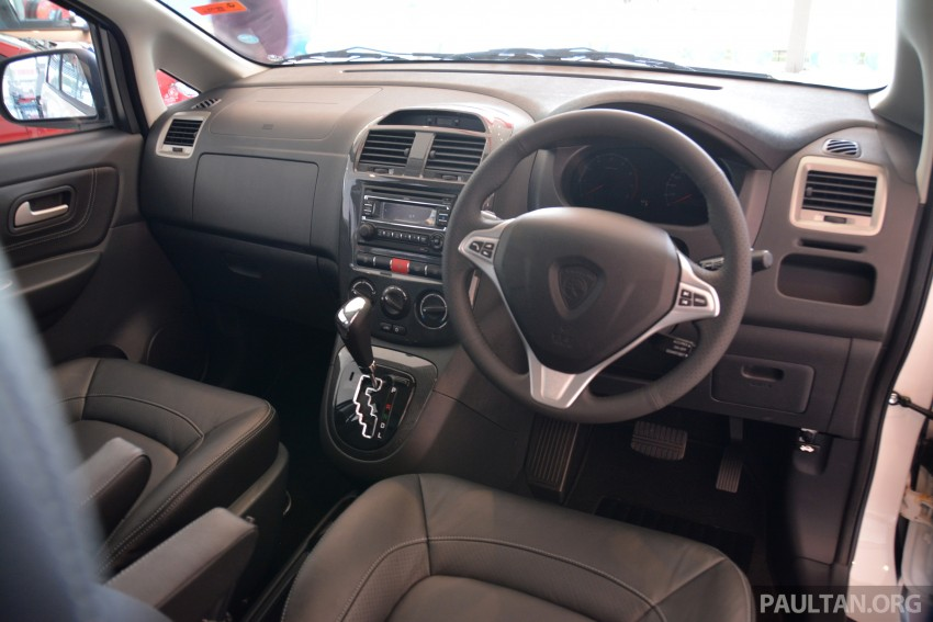 2015 Proton Exora facelift launched – RM67k-82k, new range-topping Super Premium variant introduced Image #309721