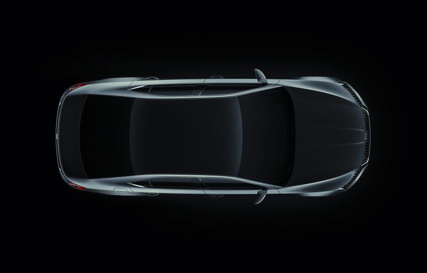 2015 Skoda Superb unveiled – bigger, better inside out Image #312580