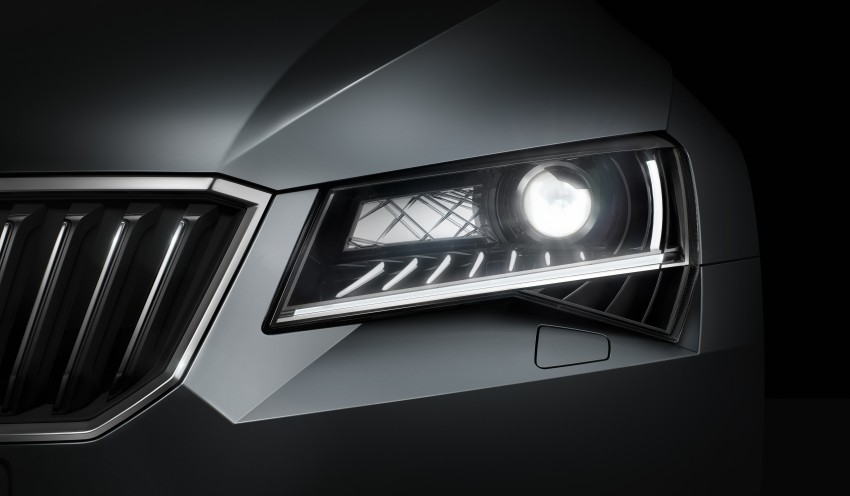 2015 Skoda Superb unveiled – bigger, better inside out Image #312584