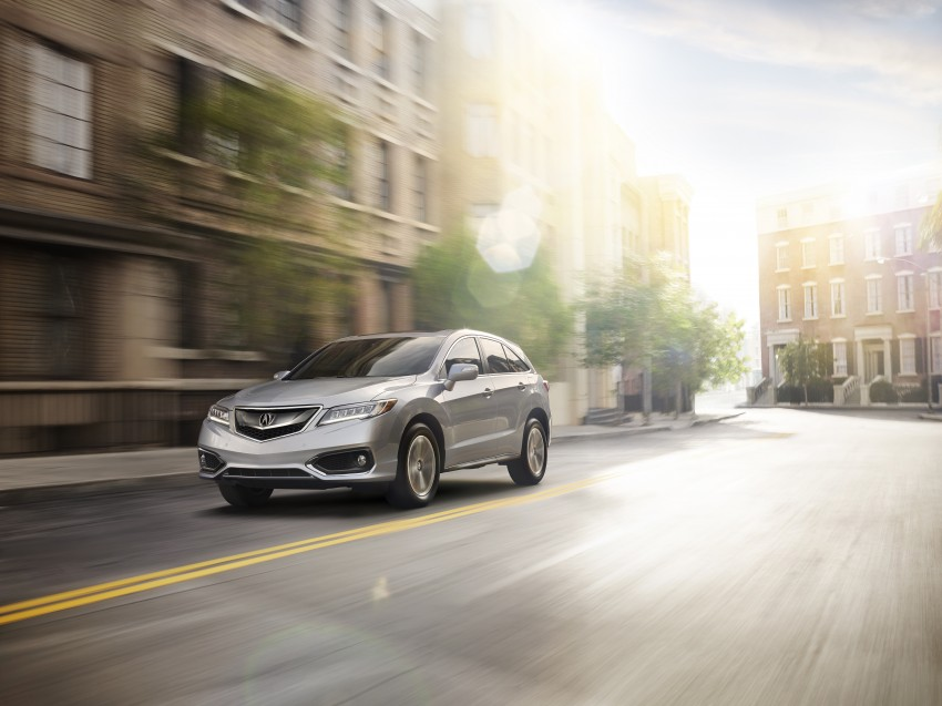 2016 Acura RDX facelift bows at the '15 Chicago show Image #311295