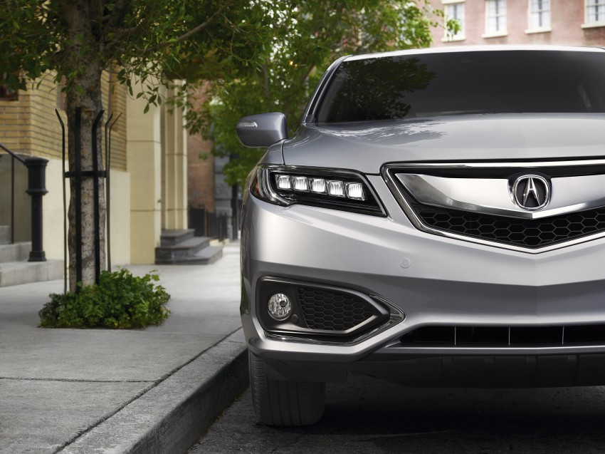 2016 Acura RDX facelift bows at the '15 Chicago show Image #311292