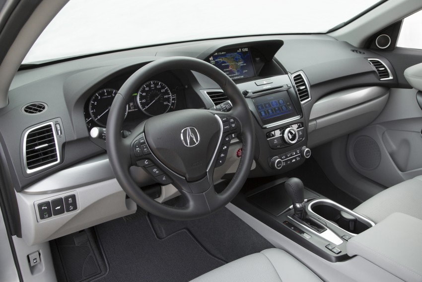 2016 Acura RDX facelift bows at the '15 Chicago show Image #311289