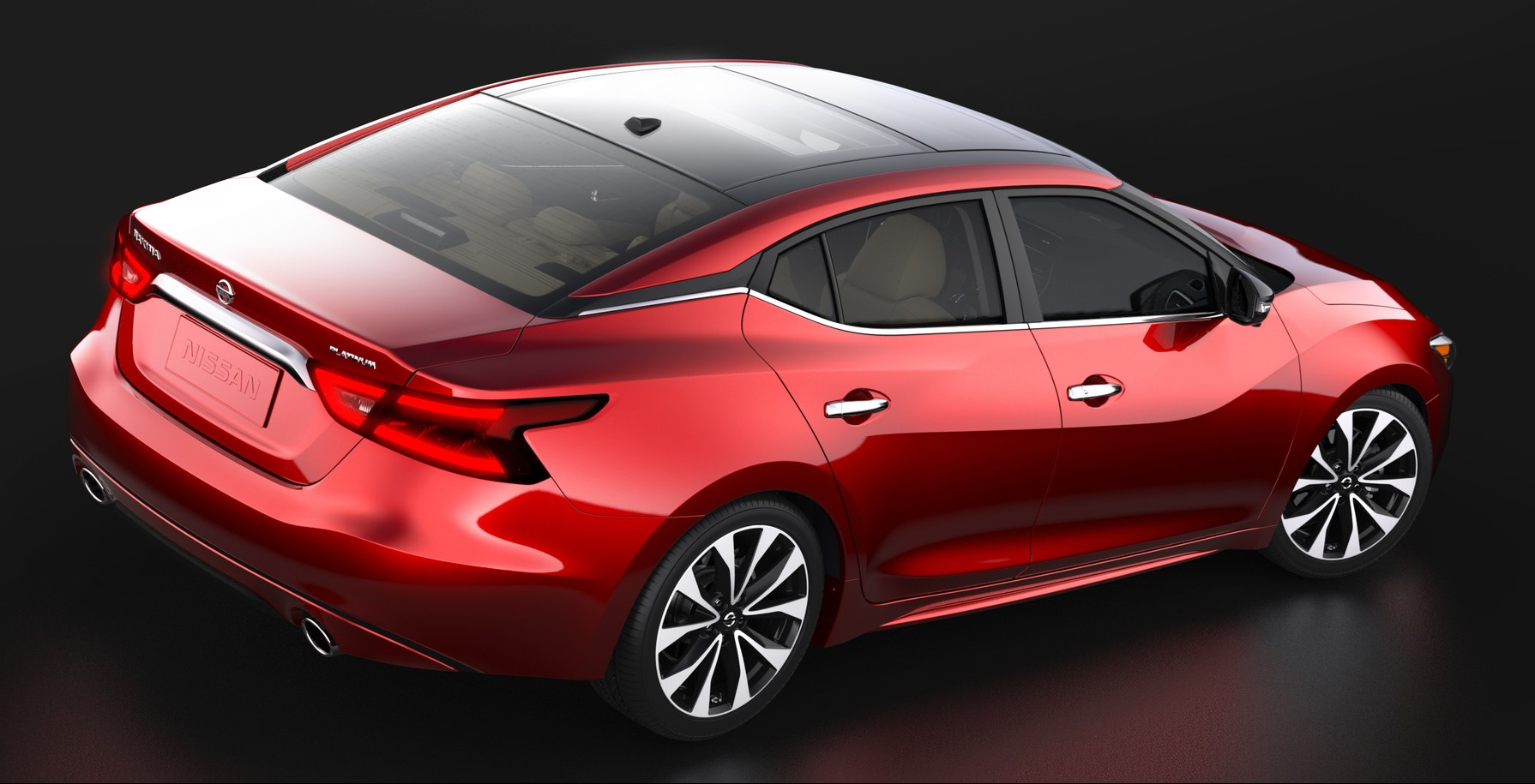Nissan Maxima First Official Pics Of The Eighth Gen Paul