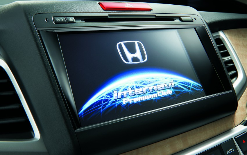 Honda Jade Hybrid six-seater goes on sale in Japan Image #311196