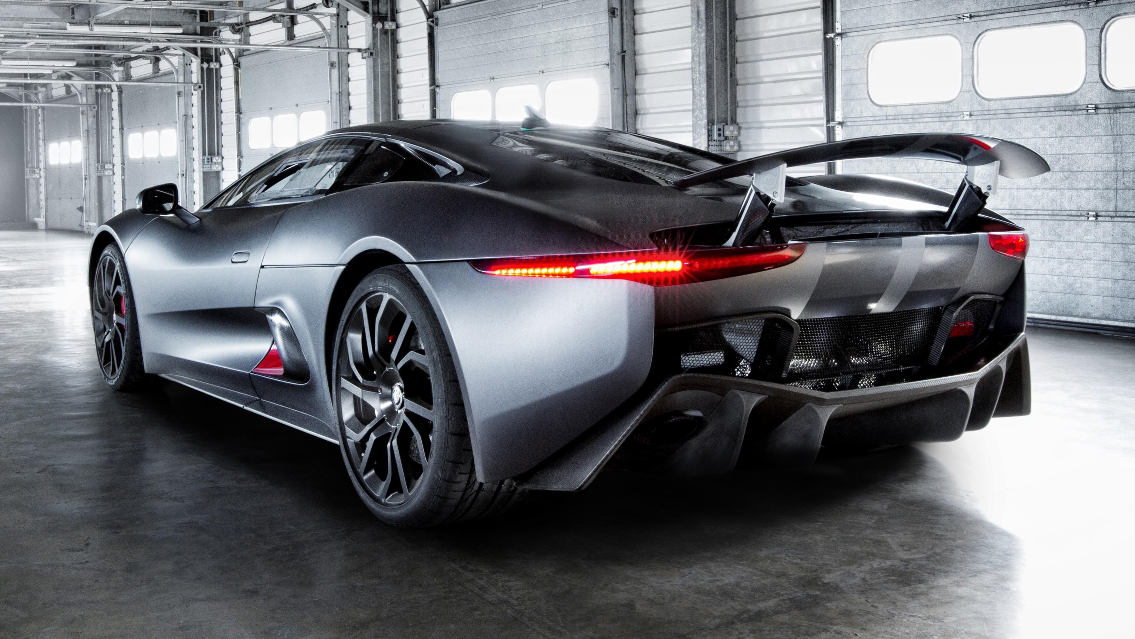 Jaguar C X75 Range Rover Sport Svr And Land Rover