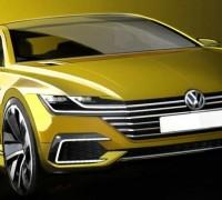 Volkswagen CC replacement teaser