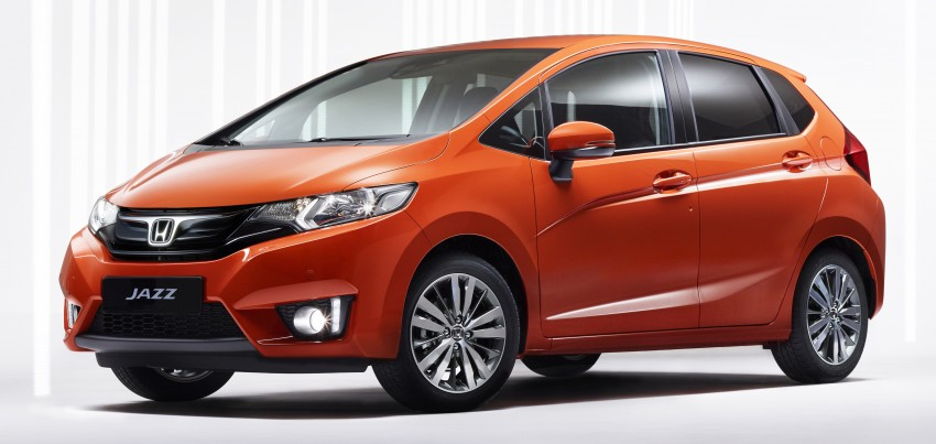 2015 Honda Jazz Euro-spec revealed – 1.3 litre i-VTEC Image #314178
