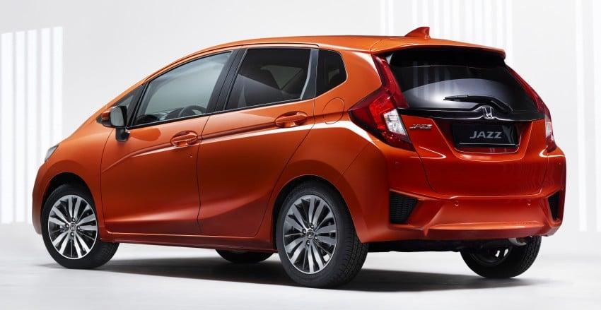 2015 Honda Jazz Euro-spec revealed – 1.3 litre i-VTEC Image #314177