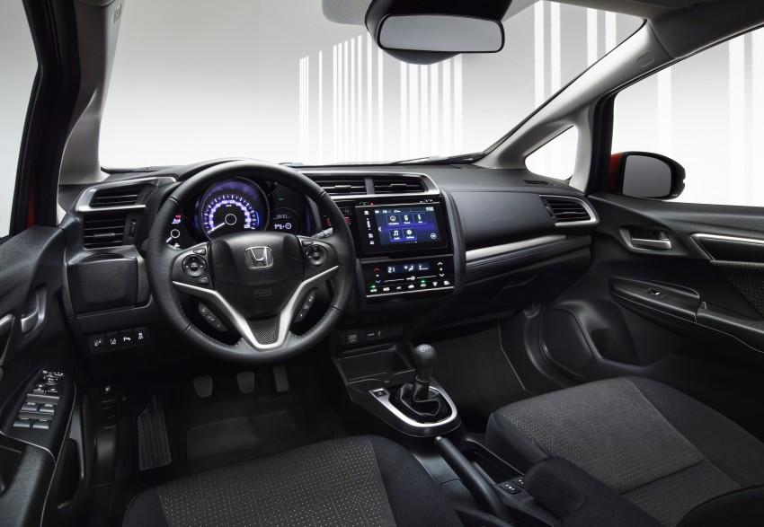 2015 Honda Jazz Euro-spec revealed – 1.3 litre i-VTEC Image #314179