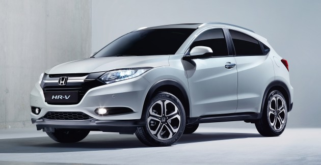 Honda Hr V European Models Detailed Gets I Dtec Option More Equipment And Active Safety Features