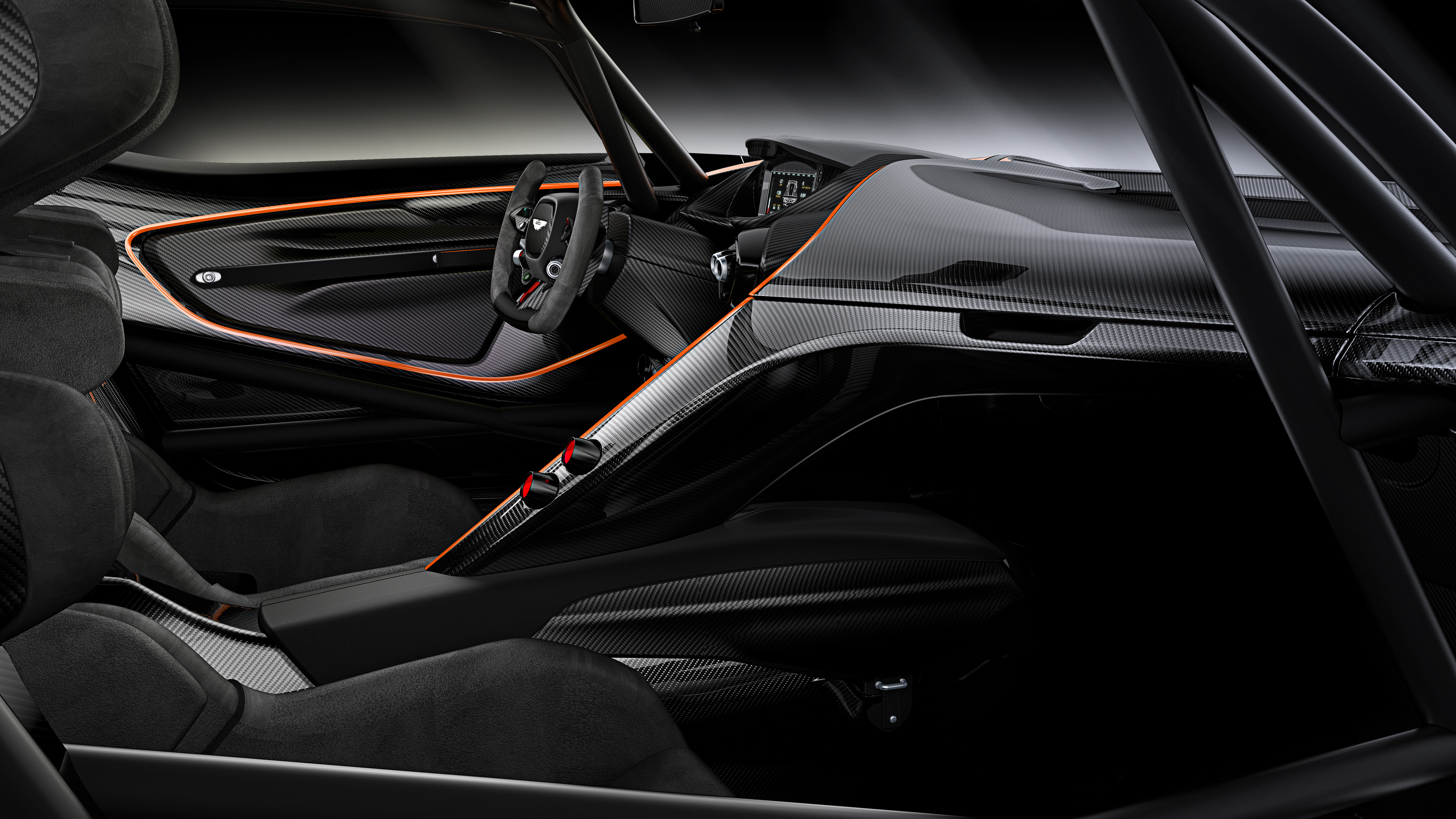 Aston Martin Vulcan Debuts With 800 Hp 7 0 Litre V12 Image