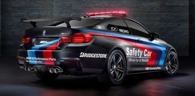 BMW M4 2015 MotoGP Safety Car-08
